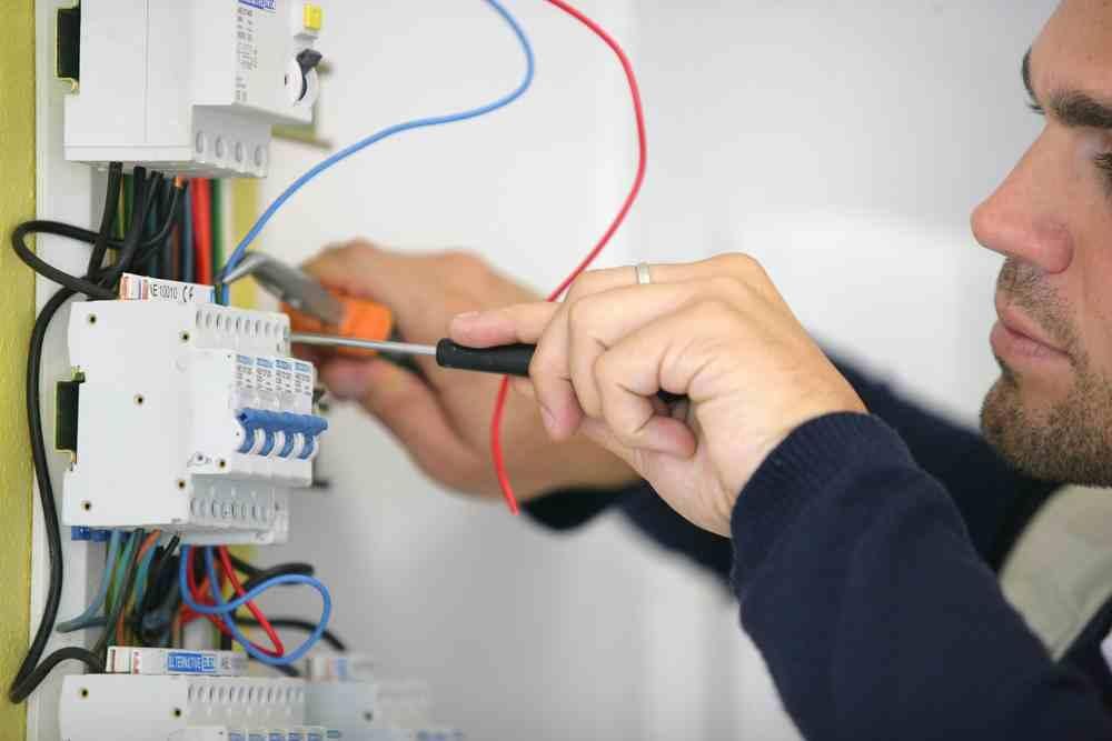 certified electrician brussels